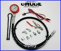 Ford F250 F350 6.0L & 7.3L Powerstroke Hpop Test Tool, High Pressure & Air Leak