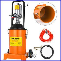 Grease Pump Air Pneumatic Compressed 3/7.5/10 Gallon Injector High Pressure