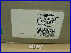 Hansgrohe 27466001 Raindance SH E 150 Air 1-Jet Shower Head Chrome
