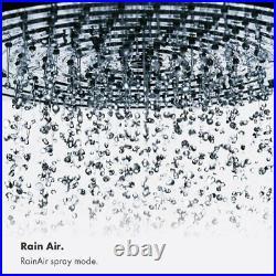 Hansgrohe 27493821 Raindance 300 AIR Shower Head Brushed Nickel