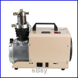 High Pressure 30MPa Air Compressor Pump Electric High Pressure System Rifle 110V