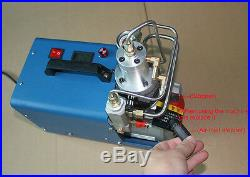 High Pressure 30Mpa Electric Compressor Pump PCP Electric Air Pump 220V T