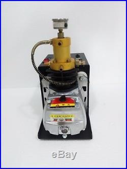 High Pressure 30Mpa Electric Pump PCP Air Compressor