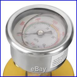 High Pressure 40Mpa Water Cooled Electric Air Compressor Pump System (EU Plug)