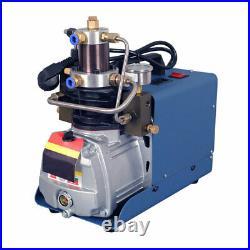 High Pressure Air Compressor Pump 30Mpa 110V 4500PSI Electric Air Pump PCP