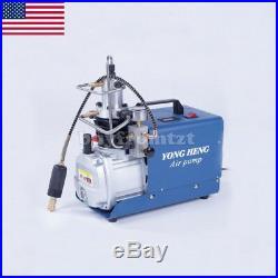 High Pressure Air Pump 110V 50HZ 30Mpa 4300PSI Pneumatic Pump PCP US Stock