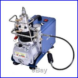 High Pressure Air Pump for Electric Air Compressor 1800W 220V 30MPA 4500PSI TS