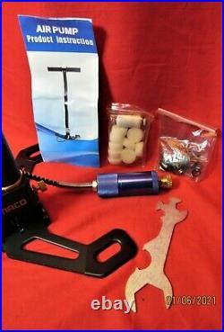 High Pressure HAND PUMP fill your scuba tank, paintball or air gun tank FREE