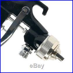 High Pressure Pot Air Paint Spray Gun 2 1/4 Gallon Industrial Painting Painter