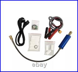High Pressure Pump Air Compressor PCP 12V Rifle Pneumatic Inflator 4500psi 30mpa