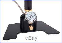 High Pressure Pump Air Riffle Hand Charging Ball Portable Inflation PCP Airguns