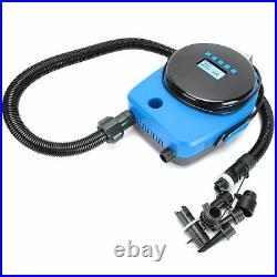 Hot Sale HT792 20PSI Electric Air Pump 12V High Pressure Inflatable Kayak Tool