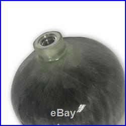 Hunting 9L CE 300bar Scuba High Pressure Air Cylinder 5.1kg Carbon Fiber Tank