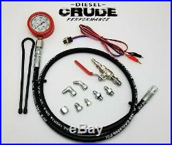 International T444E Hpop Test Tool Kit, High Pressure Oil & Air Leak Test Set