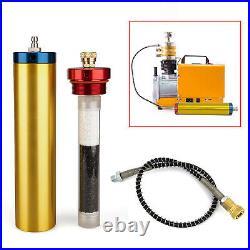 PCP Compressor Oil-Water Separator Air Filter 20Mpa High Pressure Pump Diving AU
