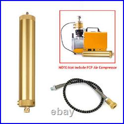 PCP Compressor Oil-Water Separator Air Filter 30Mpa 4500PSI High Pressure Pump