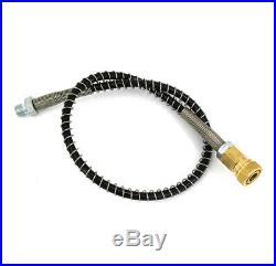 PCP Compressor Oil Water Separator High-Pressure Air Pump Triple Filter 4500 psi