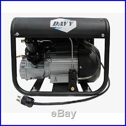 PCP Thread M18x15 High Pressure Air Compressor Pump 220V Pump with 0.22L Air Tank