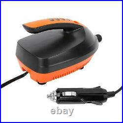 Portable Digital Air Pump 12 V Electric High-pressure Inflatable Boat For &