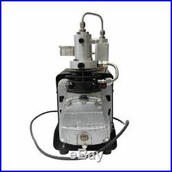 Pressure adjustment High Pressure Air Compressor Paintball PCP Airgun Filling