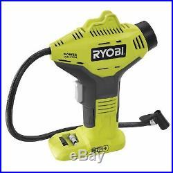 RYOBI 18V ONE+ High Pressure Air Inflator Japan Brand