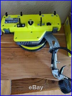 Ryobi Gdm800 High Pressure Air Inflator Accessory For Garage Door Opener System
