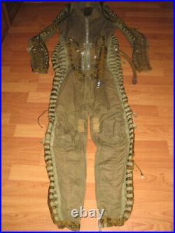 Soviet Air Force Military High Altitude Pressure Pilot Aviation Suit U-2 Ext. RRR
