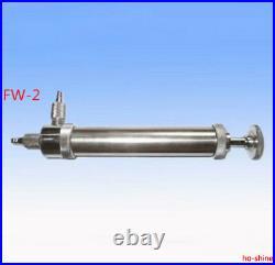 Stainless Steel High Negative Pressure Mashgas Air Sampler For Mine FW-2