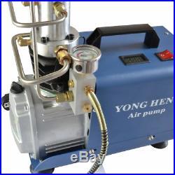 Update -2 110V High Pressure Electric Compressor Pump PCP Electric Air Pump