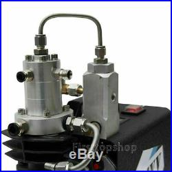 Water-Cooling system High Pressure Air Compressor PCP Airgun Filling